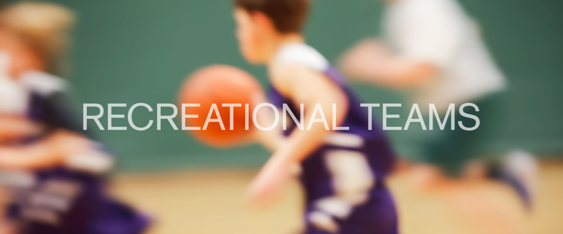 RECREATIONAL TEAMS