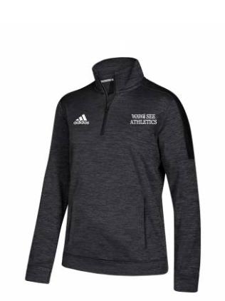 Adidas Women's Team Issue 1/4 Zip