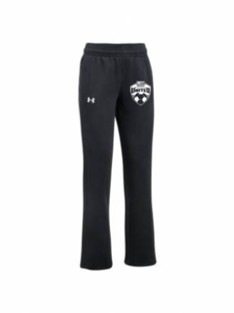 UA W's Hustle Fleece Pants