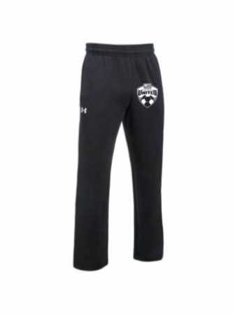 UA Youth Hustle Fleece Pants