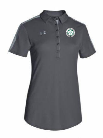 UA Women's Armour Colorblock Polo
