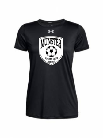 UA Women's Locker T 2.0 SS