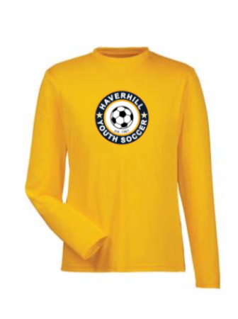 Men's and Youth Performance LS tee