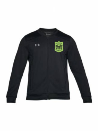 UA Youth Challenger II Track Jacket