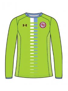 AA Custom Goal Keeper Jersey