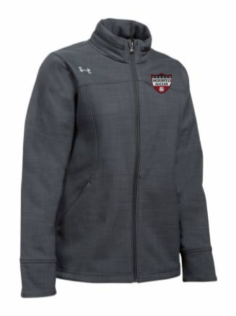 UA W's Barrage Soft Shell Jacket