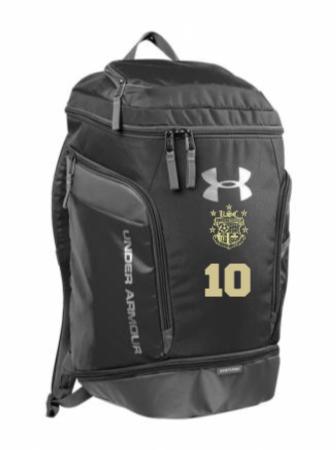 UA Soccer Team Backpack - UA Black