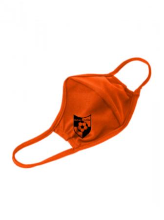 Core 3-PLY Face Mask - Orange