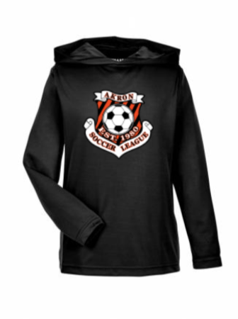 Men & Youth Poly Zone Performance Hoodie