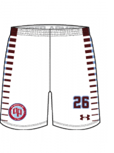 AA Men's Sublimated Short - OP Soccer Club Conflict