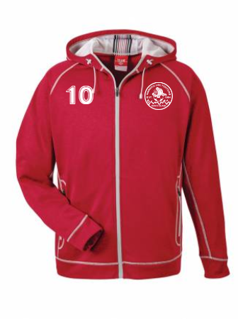 Men's and Youth Excel Mélange Performance Fleece Jacket