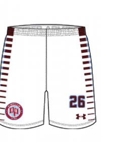 AA Women's Sublimated Short - OP Soccer Club Conflict