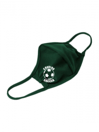 Core 3-PLY Face Mask - Forest Green