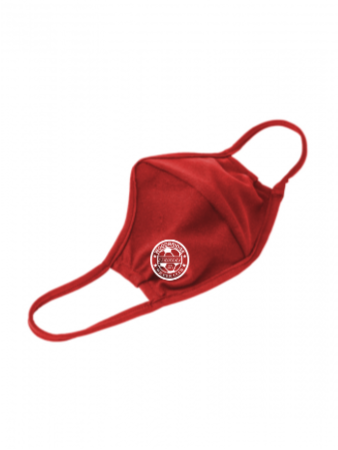 Core 3-PLY Face Mask - CT Red