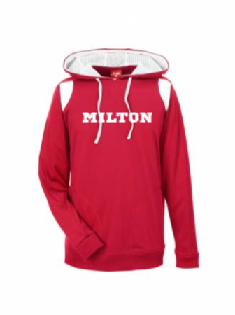 Men's and Youth Elite Poly Hoodie
