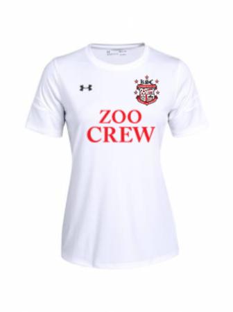 UA Women's Golazo 2.0 Jersey - UA White