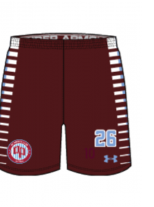 AA Men's Sublimated Short - OP Soccer Club
