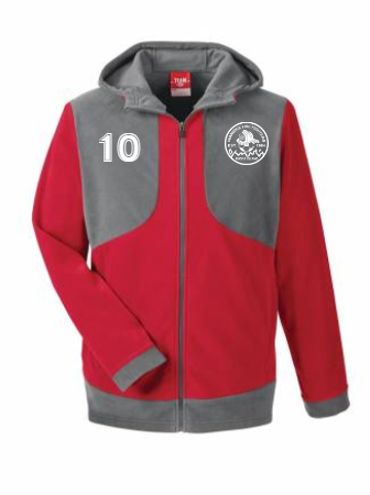 Rally Colorblock Fleece Jacket
