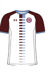 AA Men's Sublimated Jersey - OP Soccer Club Conflict