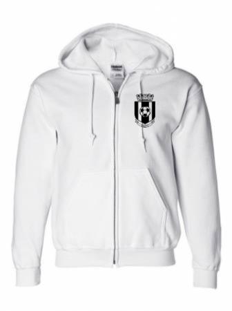 Full-Zip Hoodie 50/50