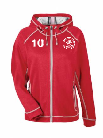 Women's Excel Mélange Performance Fleece