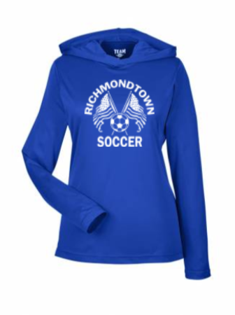 Women's Poly Zone Performance Hoodie