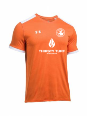 UA Youth Threadborne Match Jersey