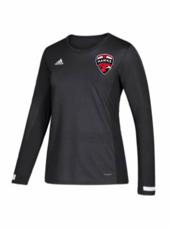 Adidas Women's Team 19 Long Sleeve Jersey