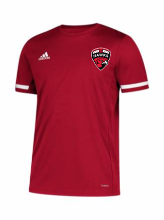 Adidas Men's and Youth Team 19 Short Sleeve Jersey
