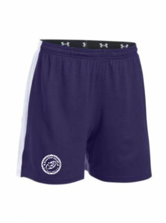 UA Women's Threadborne Match Shorts
