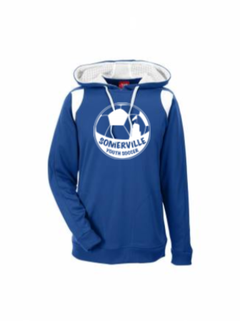 M's and Youth Elite Poly Hoodie