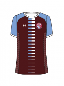 AA Women's Sublimated Jersey - OP Soccer Club
