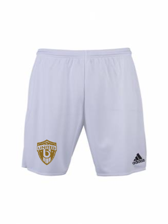 Adidas Men's and Youth Parma Short - White