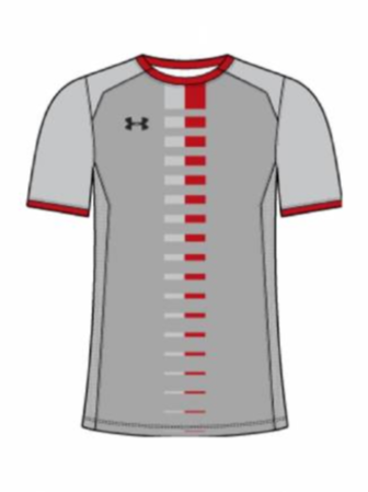 AA Men's Sublimated Jersey - New Prague Soccer Home