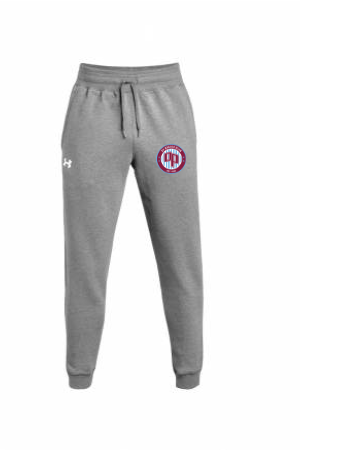 UA M's Hustle Fleece Jogger