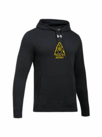 UA Men's Hustle Fleece Hoody