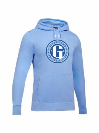 UA Men's Hustle Fleece Hoody