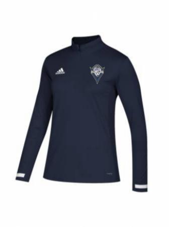Adidas Women's Team 19 LS 1/4 Zip