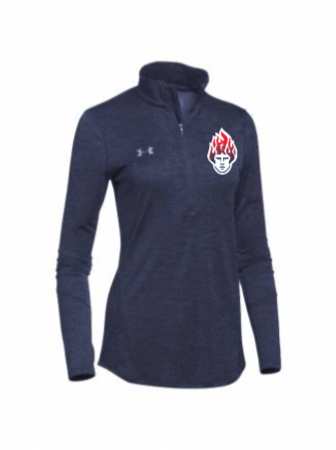 UA Women's Novelty 1/2 Zip