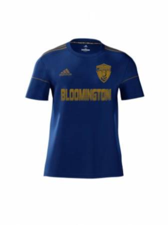 Adidas Men's Custom Jersey - Bloomington United