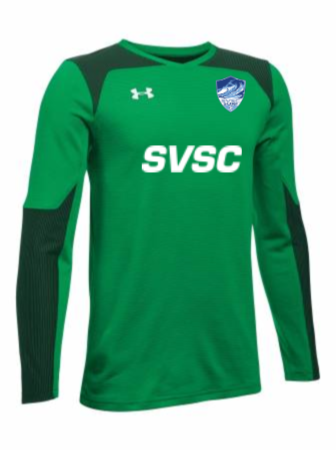 UA Threadborne Wall GK Jersey