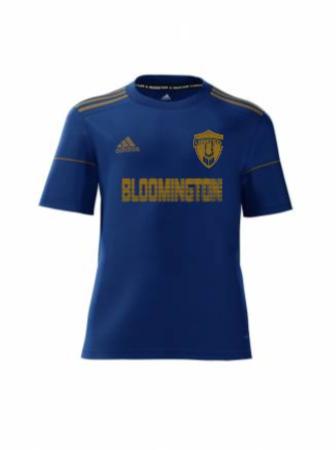 Adidas Youth Custom Jersey - Bloomington United