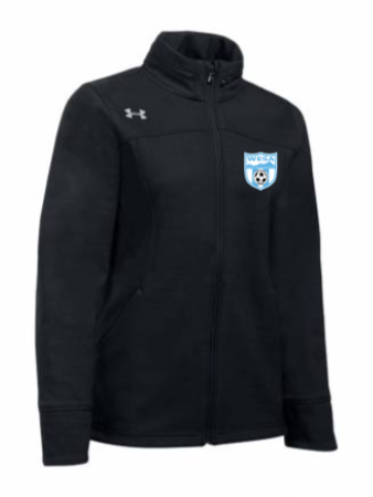 UA W's Barrage Soft Shell Jacket