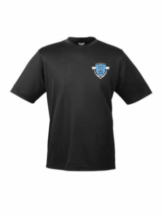 Men's and Youth's Performance SS tee - Black