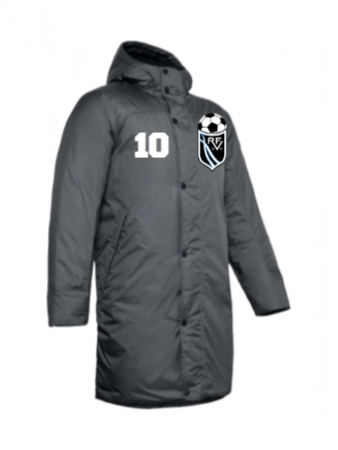 UA M's Armour Insulated Bench Coat