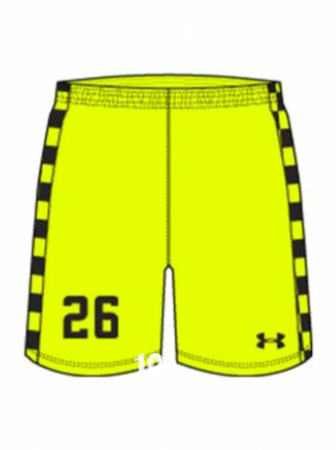 AA Custom Goalie Short
