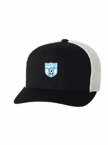 Adult 6 Panel Trucker Cap