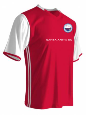 Red Youth Replacement Miami Jersey