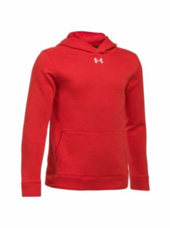 UA Youth Hustle Fleece Hoody
