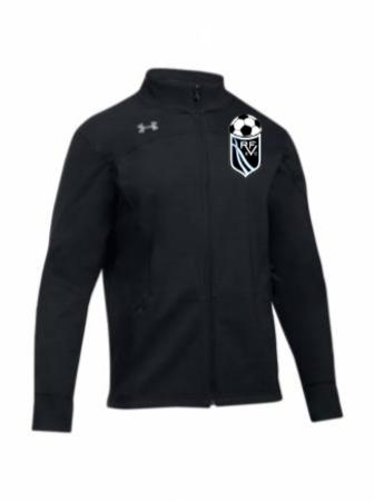 UA M's Barrage Soft Shell Jacket